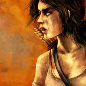 Tomb Raider – Fanart
