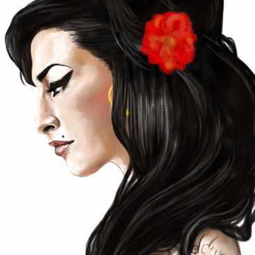Amy Winehouse – Fanart