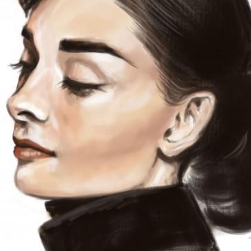 Fanart – Audrey Hepburn