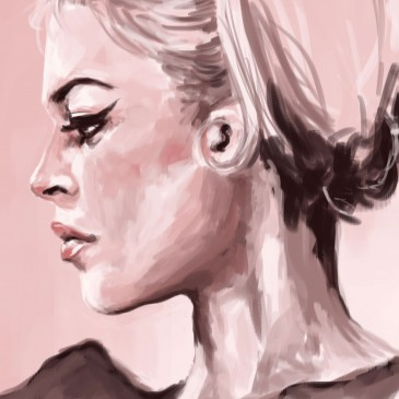 Speedpainting Stars – Brigitte Bardot