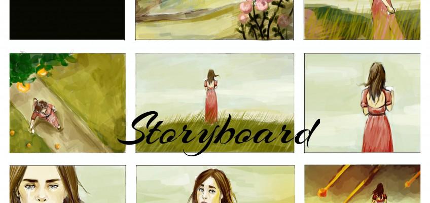 Storyboard – Noir