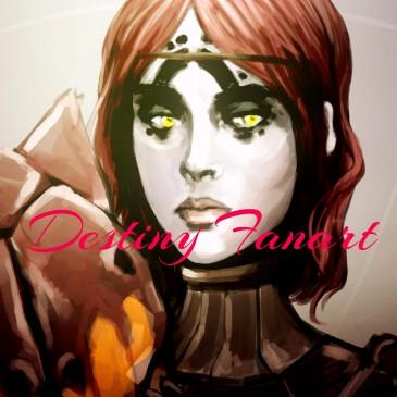 Destiny – Fanart