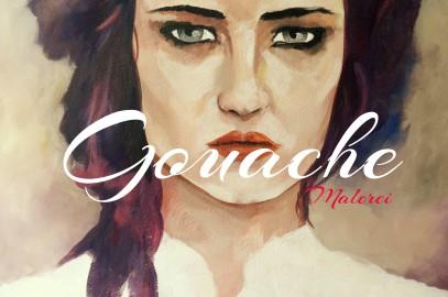 Gouache – Malerei
