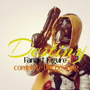 Destiny – Figure (complete Post) DIY