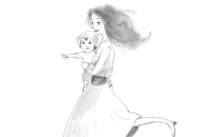 Mommy – Illustration