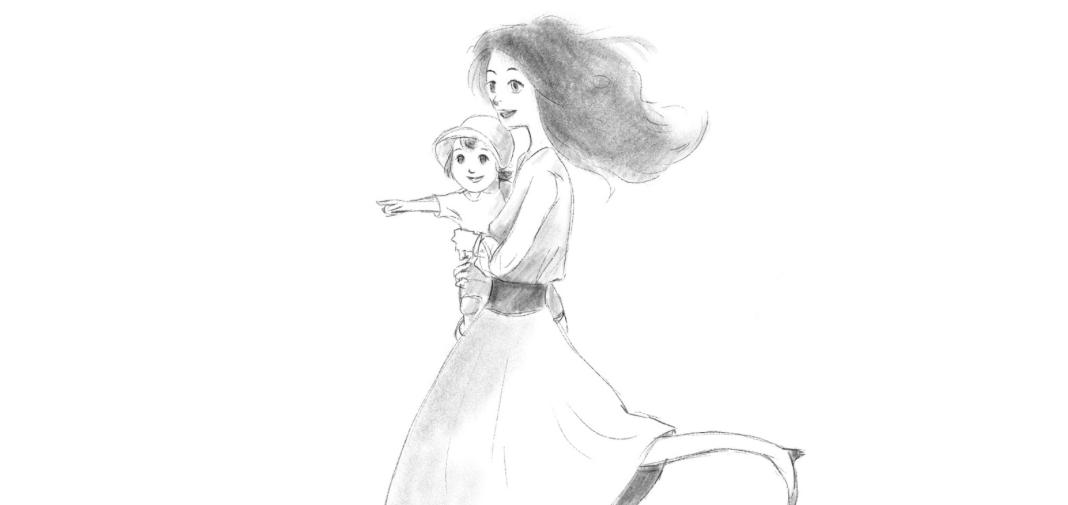 Mommy – Illustration