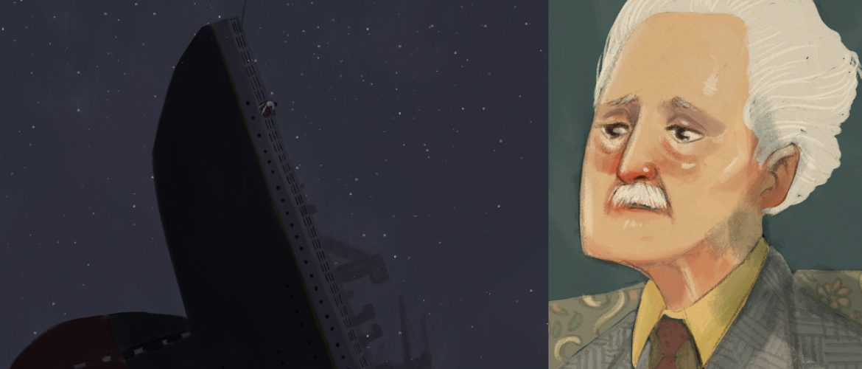 Titanic Stories – Frank Winnold Prentice